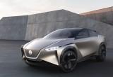Nissan giới thiệu concept SUV IMx Kuro tại Geneva