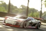 Xe đua điện Audi e-Tron Vision GT sắp ra mắt với 815hp