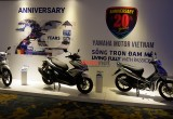 Yamaha kỷ niệm 20 năm tại Việt Nam