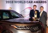 Range Rover Velar được vinh danh mẫu xe đẹp nhất thế giới