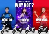 """Yamaha tung chiến dịch """"Why Not"""" trong tháng 04"""