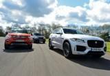 Doanh số Jaguar Land Rover tăng trưởng tốt trong tháng 04/2018