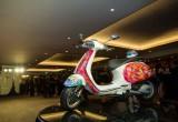 26.000 USD cho tác phẩm Vespa Sprint