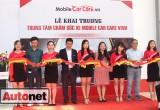 Mobile Car Care khai trương tại Nghệ An