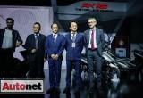 Kymco Việt Nam chốt giá AK550 375 triệu đồng