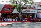 Xe máy GPX chính thức có mặt tại Việt Nam