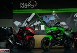 Kawasaki Ninja 250 giá 133 triệu đồng