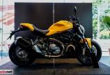 Sững sờ trước Ducati Monster 821phiên bản mới