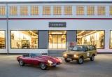 Jaguar Land Rover khai trương trung tâm xe Cổ