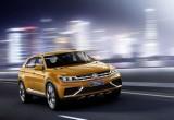Lạ mắt Volkswagen Tiguan coupe