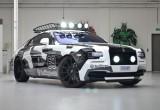Rolls-Royce Wraith mang phong cách chiến đấu