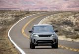Land Rover Discovery 2019 động cơ mới, an toàn hơn