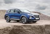 Hyundai Santa Fe2019 bắt đầu được bán tại Mỹ
