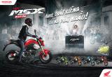 Cá tính với xe côn tay Honda MSX 125cc phiên bản mới