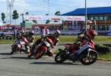 Hấp dẫn Giải đua xe mô tô Việt Nam 2018
