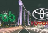 Toyota đầu tư lớn vào Grab