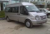 Ford Việt Nam triệu hồi 549 chiếc Ford Transit