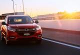 Honda HR-V mới sắp được trình làng tại Việt Nam