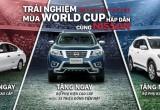 Nissan Việt Nam khuyến mại tháng 07/2018