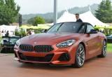 BMW Z4 Roadster2019 chính thức lộ diện