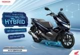Xe máy Honda PCX HYBRID hoàn toàn mới giá 89.900.000 VNĐ