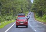 Những khoảnh khắc tuyệt vời cùng Chevrolet TrailBlazer 2018