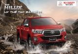 Toyota Việt Nam giới thiệu Hilux phiên bản cải tiến 2018