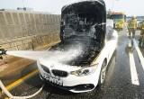 Xe BMW cháy tại Hàn Quốc là do lỗi phần mềm