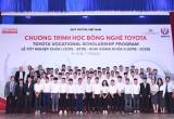 """Lễ tốt nghiệp khóa 1 và khai giảng khóa 2 Chương trình """"Học bổng Dạy nghề Toyota"""""""