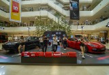 Porsche Panamera và Cayenne thế hệ mới khoe dáng tại Sài Gòn