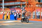 Vòng 02 Giải đua xe Mô tô Việt Nam 2018 vừa diễn ra ở Bình Dương