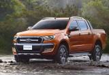 Triệu hồi 25.288 xe Ford Ranger vì nguy cơ thất thoát dầu phanh