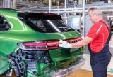 Porsche Macan mới đã bắt đầu được sản xuất