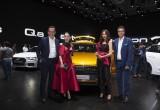 2 ngôi sao A8, Q8 lấp lánh tại Audi Brand Experience Singapore 2018