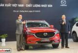 Mazda CX-5 lắp ráp tại Việt Nam – Chất lượng như xe tại Nhật Bản