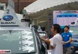 Singapore chiến thắng cuộc thi Subaru Palm Challenge 2018
