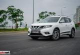 Nissan X-Trail V-Series – Nâng cấp để cạnh tranh