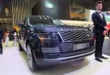 [VMS 2018] Diện kiến Jaguar E-Pace và Range Rover mới tại Việt Nam