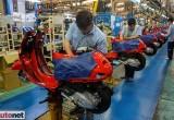 Khám phá Nhà máy lắp ráp xe Vespa tại Việt Nam