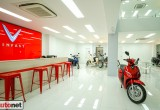 Khai trương Showroom xe VinFast đầu tiên tại Tp.HCM