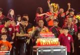 Náo nhiệt sinh nhật thứ 5 của CLB H-D Saigon