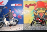 Honda Monkey và Super Cub C125 chính thức trình làng, giá 84.990.000 VNĐ