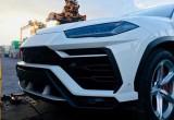 Siêu SUV Lamborghini Urus xuất hiện tại Việt Nam