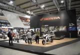 Màn trình diễn của Honda tại EICMA 2018