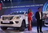 Nissan Terra thế hệ mới chính thức được giới thiệu