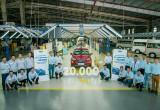 Ford EcoSport thứ 20.000 chính thức xuất xưởng