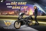 Honda Việt Nam giới thiệu WINNER 150 phiên bản cao cấp mới