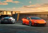 Đỉnh cao siêu xe thể thao Lamborghini Huracán EVO thế hệ mới