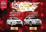 Nissan điều chỉnh giá bán cho X-trail và Sunny từ tháng 01/2019