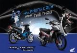Honda Blade 110cc phiên bản mới chính thức được giới thiệu